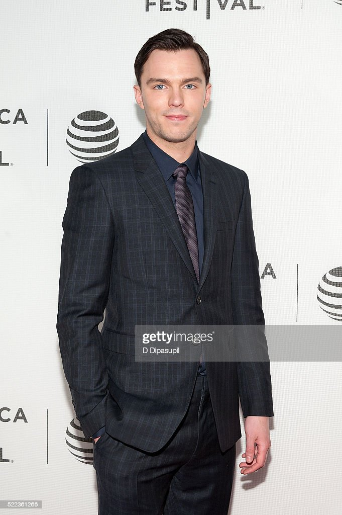 <a gi-track='captionPersonalityLinkClicked' href=/galleries/search?phrase=Nicholas+Hoult&family=editorial&specificpeople=598892 ng-click='$event.stopPropagation()'>Nicholas Hoult</a> attends the 'Equals' premiere during the 2016 Tribeca Film Festival at John Zuccotti Theater at BMCC Tribeca Performing Arts Center on April 18, 2016 in New York City.