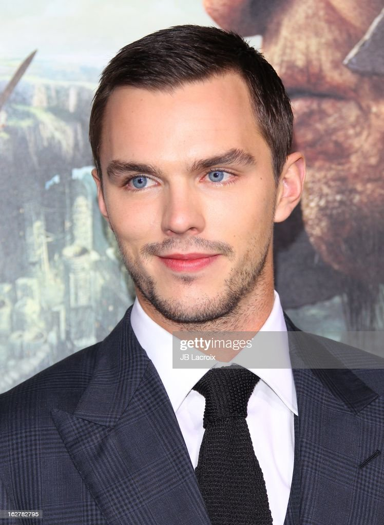 Nicholas Hoult attends the 'Jack The Giant Slayer' Los Angeles premiere held at TCL Chinese Theatre on February 26, 2013 in Hollywood, California.