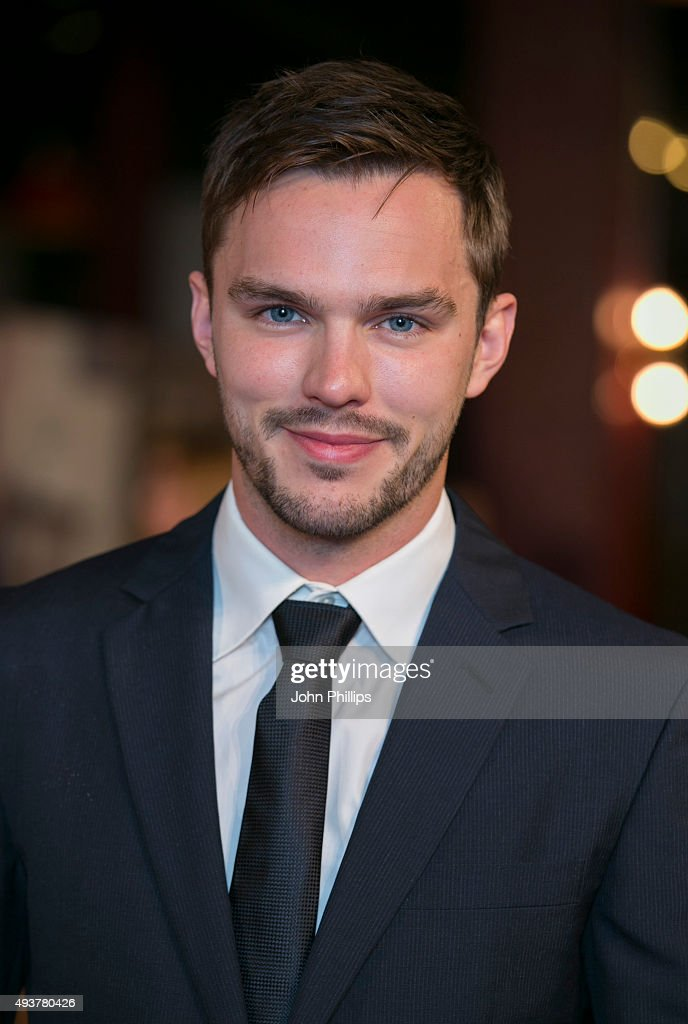 <a gi-track='captionPersonalityLinkClicked' href=/galleries/search?phrase=Nicholas+Hoult&family=editorial&specificpeople=598892 ng-click='$event.stopPropagation()'>Nicholas Hoult</a> attends the 'Kill Your Friends' UK Premiere at Picturehouse Central on October 22, 2015 in London, England.