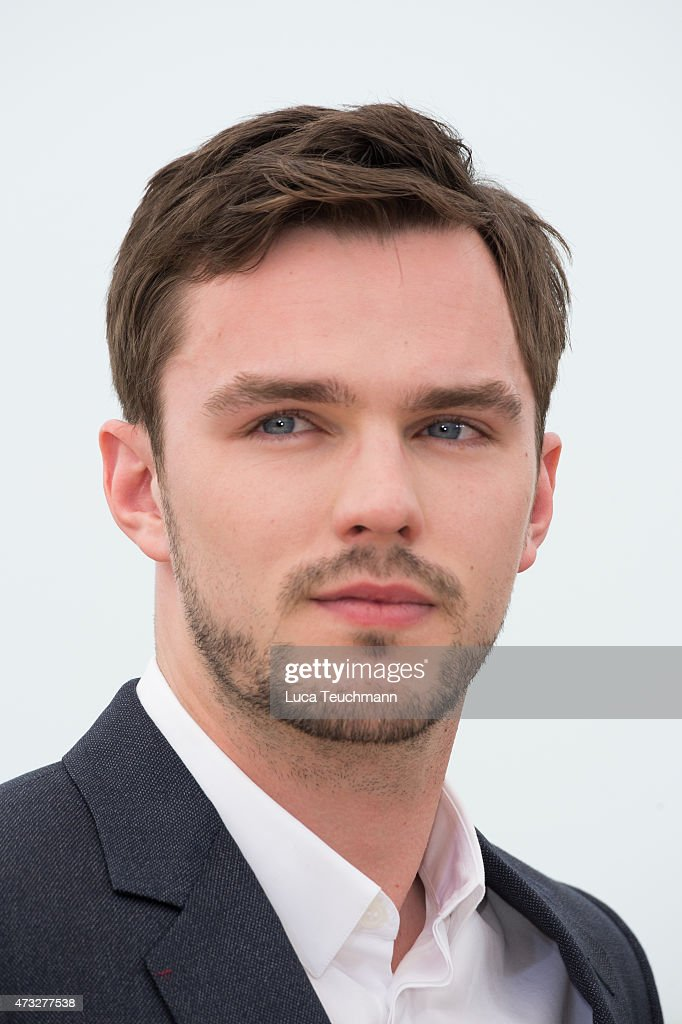 <a gi-track='captionPersonalityLinkClicked' href=/galleries/search?phrase=Nicholas+Hoult&family=editorial&specificpeople=598892 ng-click='$event.stopPropagation()'>Nicholas Hoult</a> attends the 'Mad Max: Fury Road Photocall Photocall during the 68th annual Cannes Film Festival on May 14, 2015 in Cannes, France.