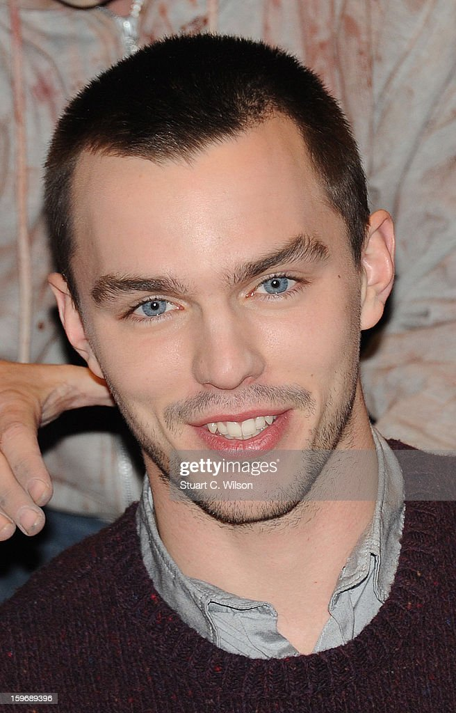<a gi-track='captionPersonalityLinkClicked' href=/galleries/search?phrase=Nicholas+Hoult&family=editorial&specificpeople=598892 ng-click='$event.stopPropagation()'>Nicholas Hoult</a> attends the photocall for 'Warm Bodies' at Soho Hotel on January 18, 2013 in London, England.