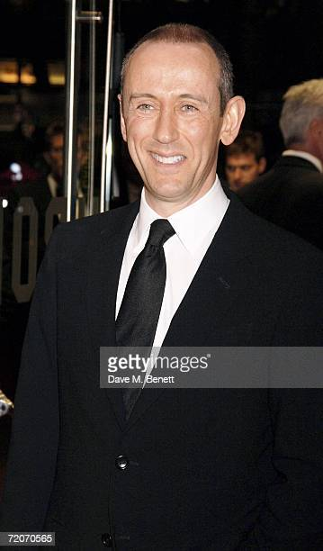 Nicholas Hytner arrives at the UK premiere of 'The History Boys' at Odeon West End on October 2 2006 in London England