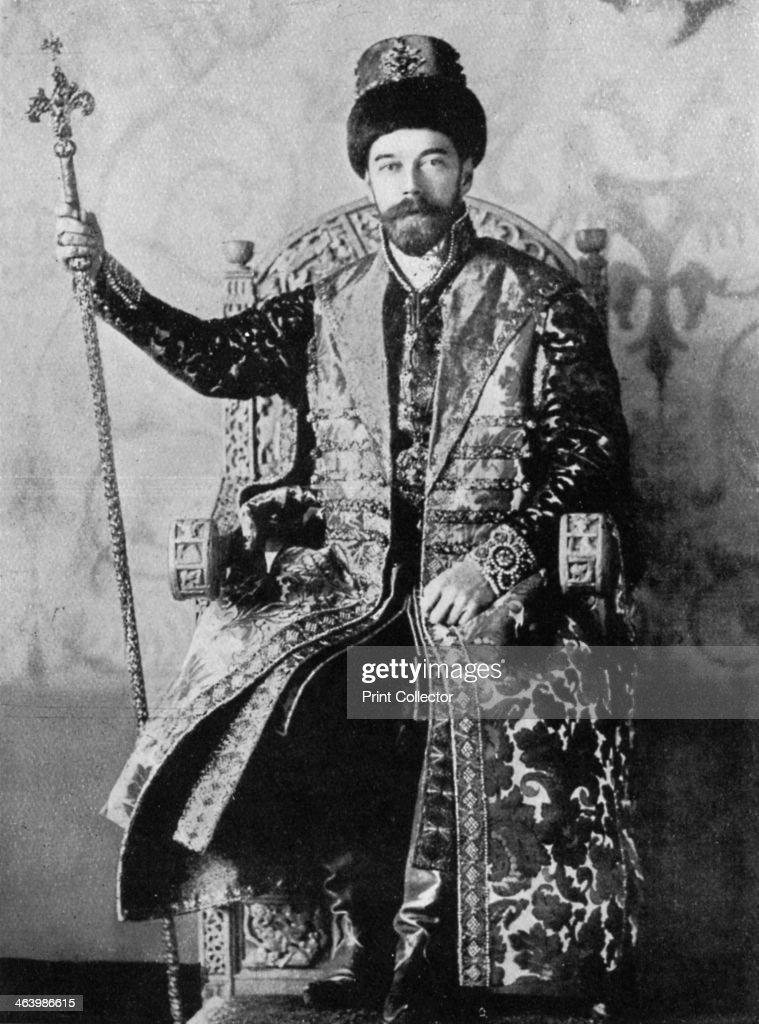 A biography of nicholas ii of russia