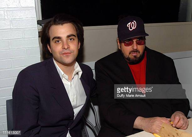 Nicholas Jarecki writer/director and James Toback