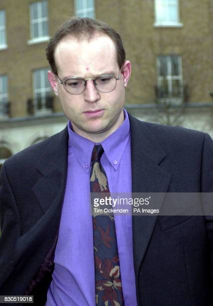 Nicholas Kay from Newbury Berkshire at Reading Crown Court where he appeared charged with murdering his wife Rhonda more than eight years ago between...