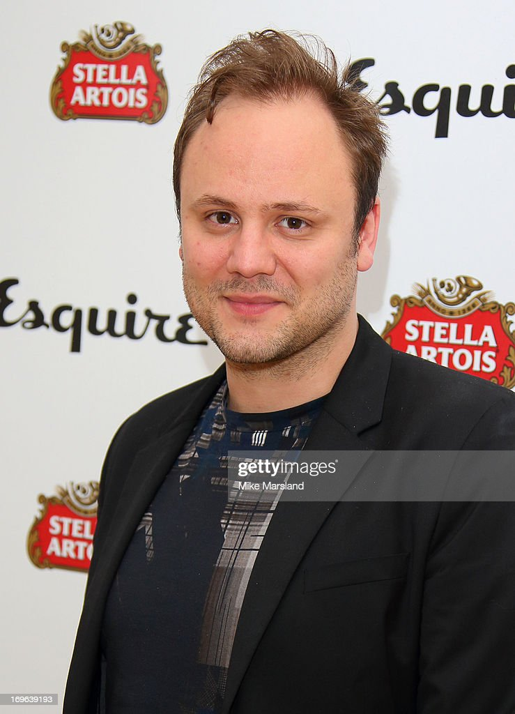 Nicholas Kirkwood attends Esquire magazine's summer party at Somerset House on May 29, 2013 in London, England.