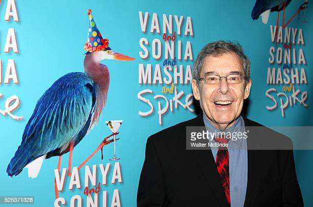 Nicholas Martin attending the Broadway Opening Night Performance after party for 'Vanya and Sonia and Masha and Spike' at the Gotham Hall in New York...