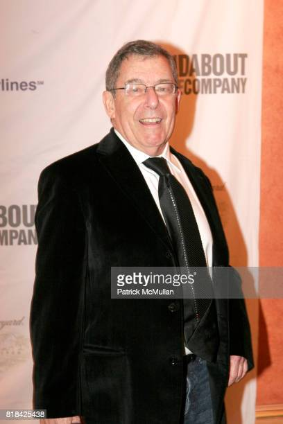 Nicholas Martin attends Opening Night of Present Laughter at American Airlines Theater on January 21 2010 in New York City