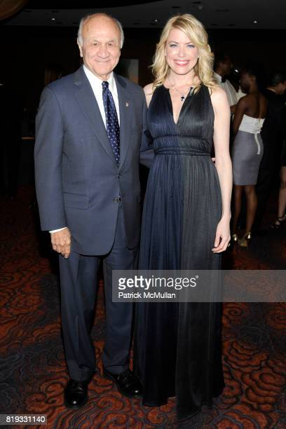 Nicholas Scoppetta and Amy McFarland attend NEW YORKERS FOR CHILDREN Spring Dinner Dance Presented by AKRIS at The Mandarin Oriental on April 8 2010...