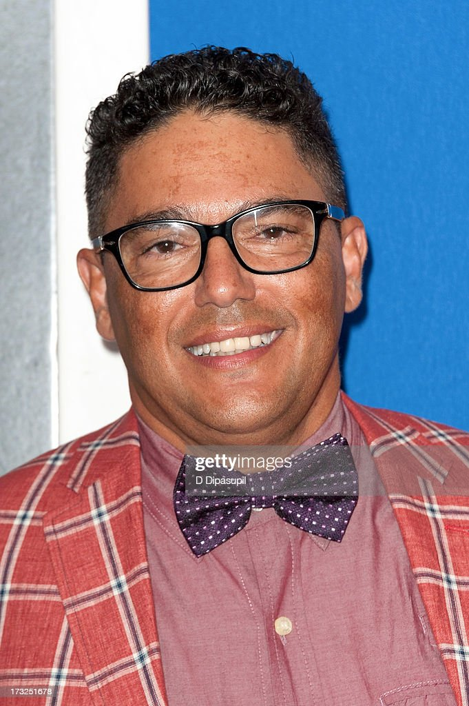 Nicholas Turturro attends the 'Grown Ups 2' New York Premiere at AMC Lincoln Square Theater on July 10, 2013 in New York City.