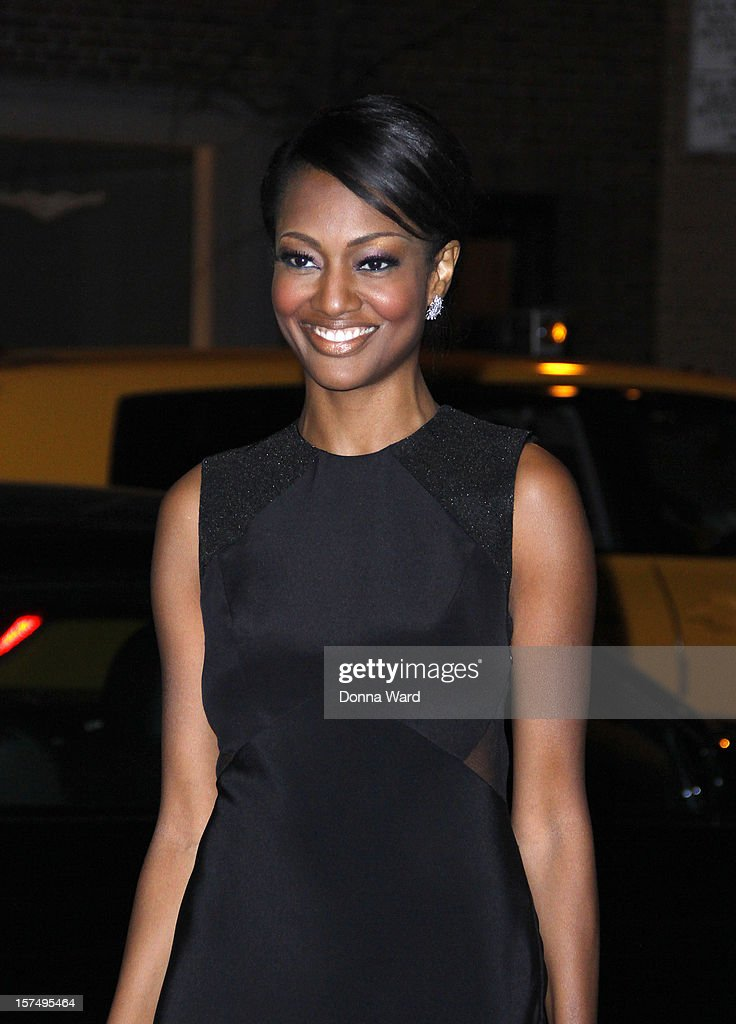 Nichole Galicia attends The Museum of Modern Art Film Benefit Honoring Quentin Tarantino at MOMA on December 3, 2012 in New York City.