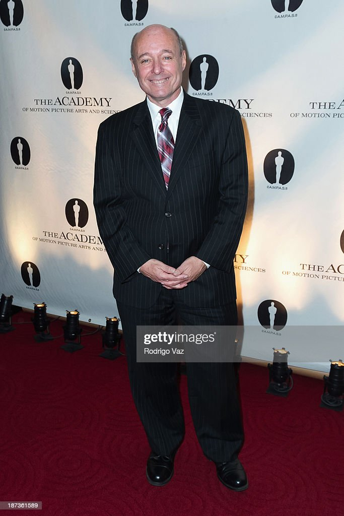 Nicholl Fellow Alan Roth attends the 2013 Academy Nicholl Fellowships In Screenwriting Awards hosted by AMPAS at AMPAS Samuel Goldwyn Theater on November 7, 2013 in Beverly Hills, California.