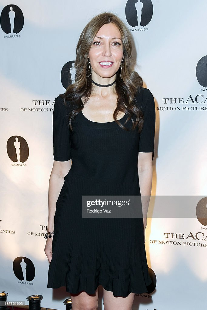 Nicholl Fellow Patty Jones attends the 2013 Academy Nicholl Fellowships In Screenwriting Awards hosted by AMPAS at AMPAS Samuel Goldwyn Theater on November 7, 2013 in Beverly Hills, California.