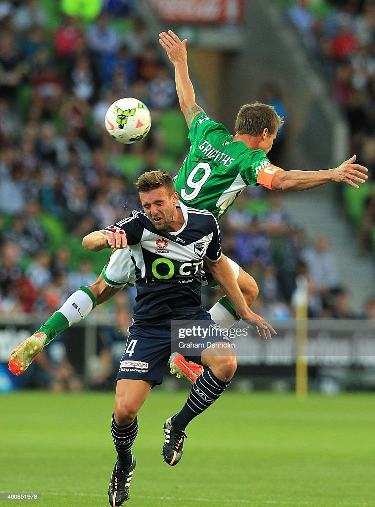 A-League Rd 13 - Melbourne v Newcastle
