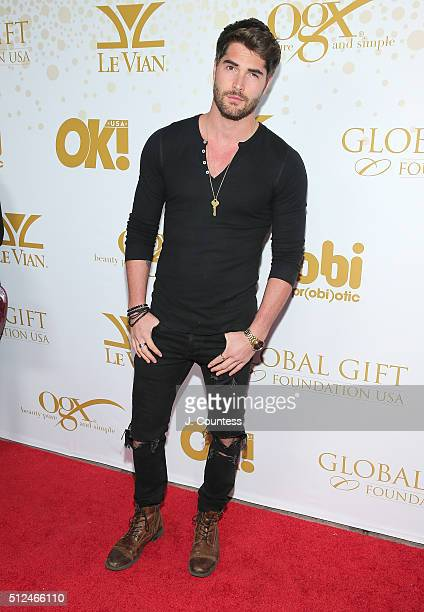 Nick Bateman attends OK Magazine's PreOscar Party In Support Of Global Gift Foundation at Beso on February 25 2016 in Hollywood California