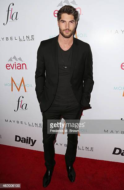 Nick Bateman attends The DAILY FRONT ROW 'Fashion Los Angeles Awards' at the Sunset Tower Hotel on January 22 2015 in West Hollywood California