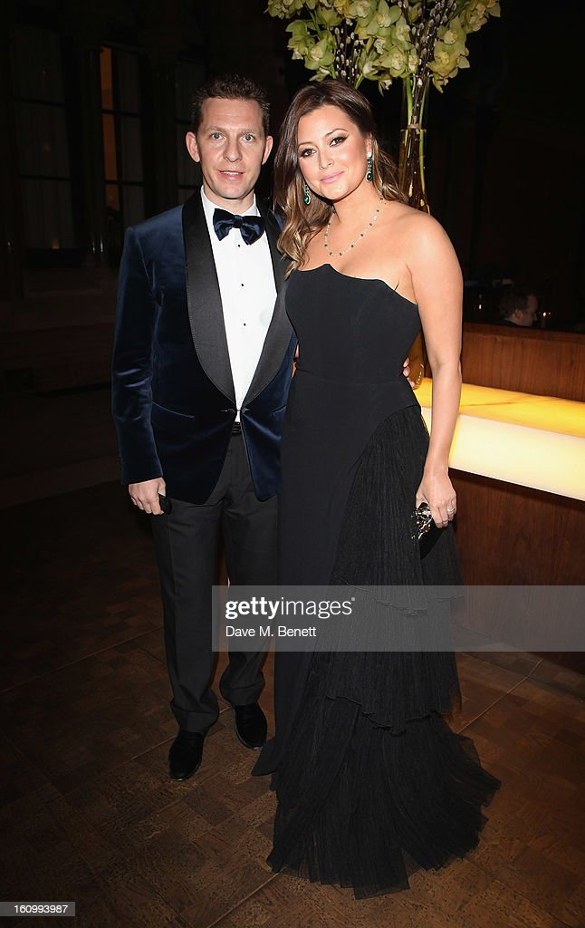 <a gi-track='captionPersonalityLinkClicked' href=/galleries/search?phrase=Nick+Candy&family=editorial&specificpeople=2204833 ng-click='$event.stopPropagation()'>Nick Candy</a> and Holly Vallance attend the WilliamVintage Dinner hosted by Gillian Anderson and William Banks-Blaney in association with Adler at St Pancras Renaissance Hotel on February 8, 2013 in London, England.