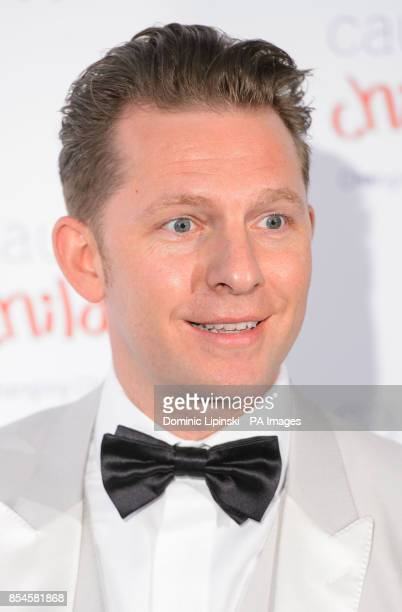 Nick Candy arriving at the Caudwell Children Butterfly Ball at the Grosvenor House hotel in central London