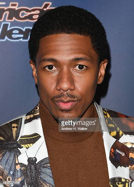 Nick Cannon attends 'America's Got Talent' season 9 post show red carpet event at Radio City Music Hall on August 6 2014 in New York City