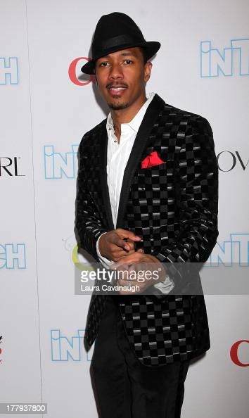 Nick Cannon attends In Touch Weekly's 2013 Icons Idols event at FINALE Nightclub on August 25 2013 in New York City