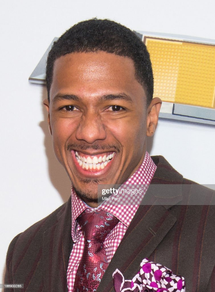 <a gi-track='captionPersonalityLinkClicked' href=/galleries/search?phrase=Nick+Cannon&family=editorial&specificpeople=202208 ng-click='$event.stopPropagation()'>Nick Cannon</a> attends the 2013 EBONY Power 100 List Gala at Frederick P. Rose Hall, Jazz at Lincoln Center on November 4, 2013 in New York City.