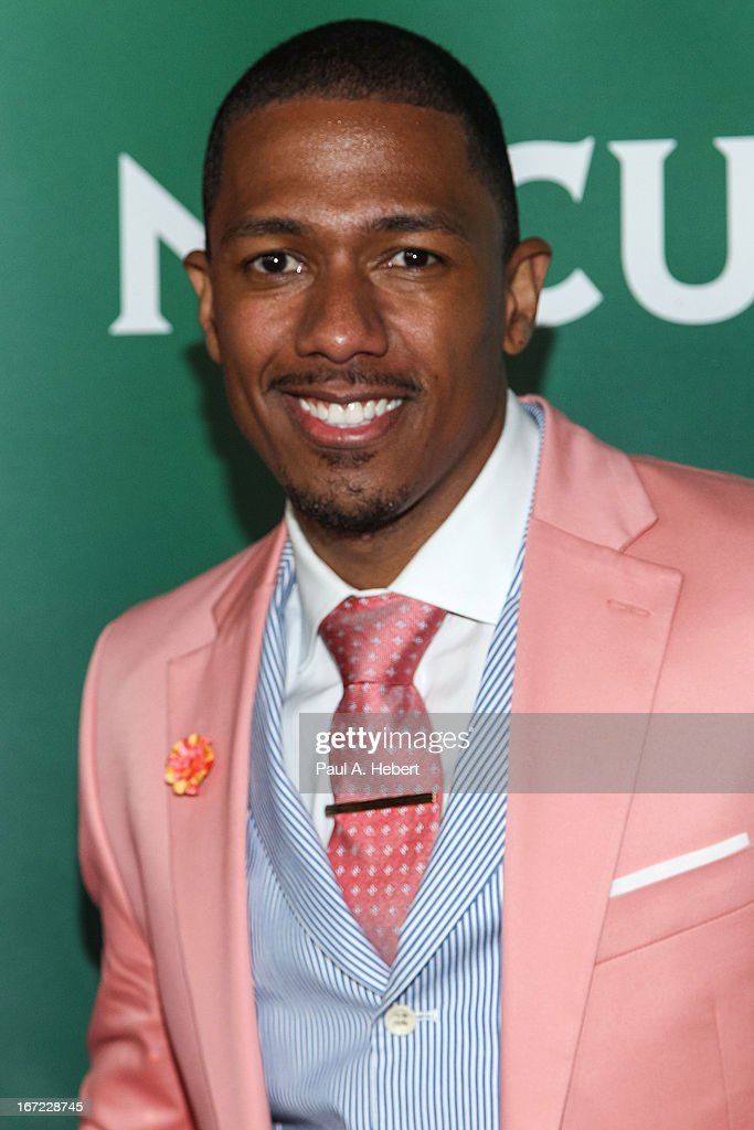 Nick Cannon attends the 2013 NBCUniversal Summer Press Day held at The Langham Huntington Hotel and Spa on April 22, 2013 in Pasadena, California.