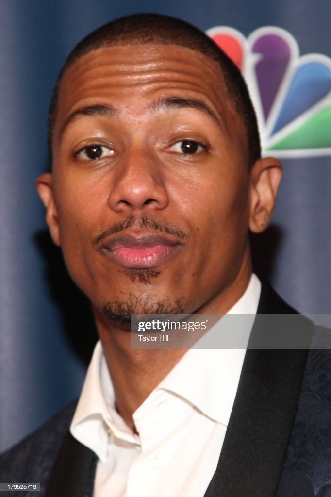 <a gi-track='captionPersonalityLinkClicked' href=/galleries/search?phrase=Nick+Cannon&family=editorial&specificpeople=202208 ng-click='$event.stopPropagation()'>Nick Cannon</a> attends the 'America's Got Talent' Season 8 Red Carpet Event at Radio City Music Hall on September 4, 2013 in New York City.