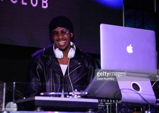 Nick Cannon performs at Mount Airy Casino Resort on July 8 2017 in Mount Pocono Pennsylvania Mount Airy Casino Resort Pennsylvania's first AAA Four...