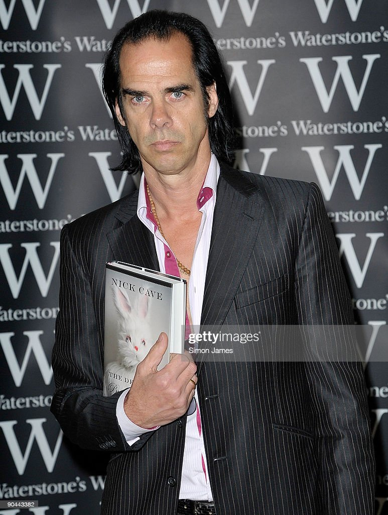 Nick Cave - Book Signing