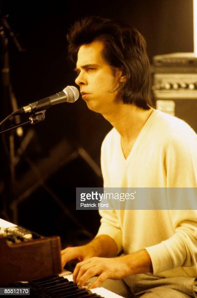 ROOM Photo of Nick CAVE