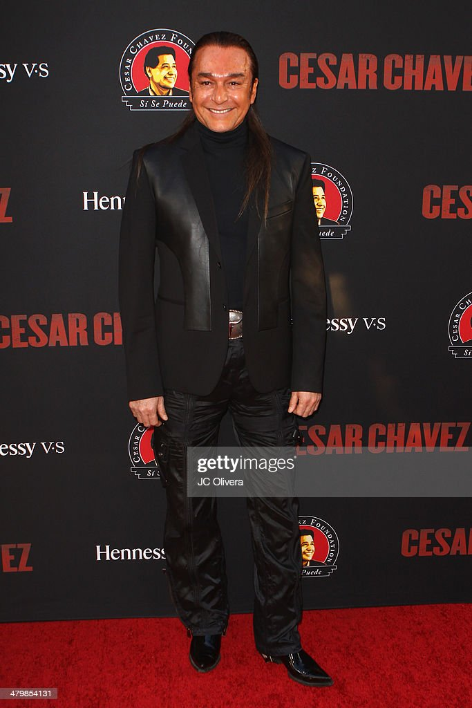 Nick Chavez attends 'Cesar Chavez' Los Angeles Premiere at TCL Chinese Theatre on March 20, 2014 in Hollywood, California.