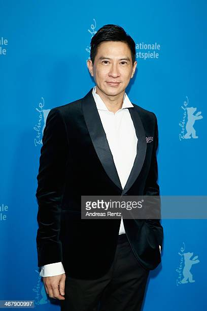Nick Cheung attends 'That Demon Within' premiere during 64th Berlinale International Film Festival at Zoo Palast on February 8 2014 in Berlin Germany