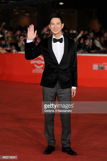 Nick Cheung attends the 'Sou Duk' Premiere during The 8th Rome Film Festival on November 17 2013 in Rome Italy