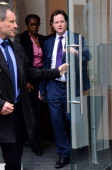 Nick Clegg sighted in Leicester Square on March 7 2013 in London England