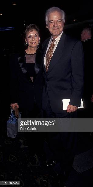 Nick Clooney and Nina Clooney attend the premiere of 'Out Of Sight' on June 24 1998 at Chelsea West Cinemas in New York City