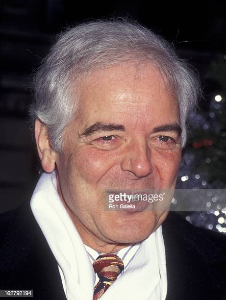 Nick Clooney attends 69th Annual Macy's Thanksgiving Day Parade on November 23 1995 in New York City