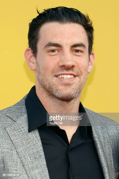 Nick Collision attends the 2017 NBA Awards at Basketball City Pier 36 South Street on June 26 2017 in New York City