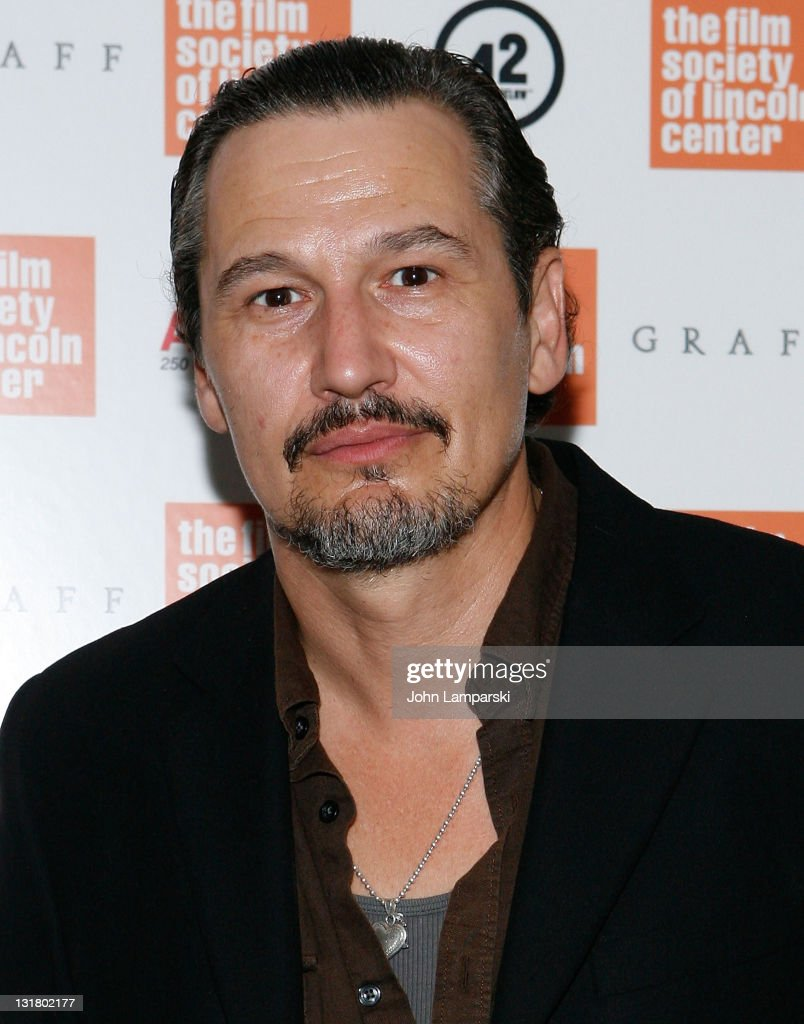 Nick Damici attends the 'Stake Land' premiere at The Film Society of Lincoln Center on October 27, 2010 in New York City.