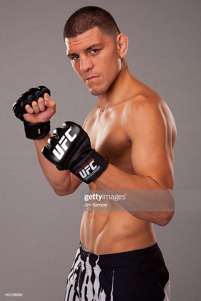 UFC Fighter Portraits