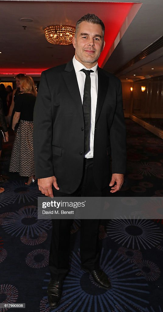 Nick Easter attends 'An Evening With The Stars' charity gala in aid of Save The Children at The Grosvenor House Hotel on October 25, 2016 in London, England.