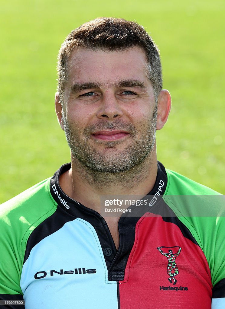 <a gi-track='captionPersonalityLinkClicked' href=/galleries/search?phrase=Nick+Easter&family=editorial&specificpeople=686040 ng-click='$event.stopPropagation()'>Nick Easter</a> of Harlequins poses for a portrait at the Surrey Sports Park on August 19, 2013 in Guildford, England.