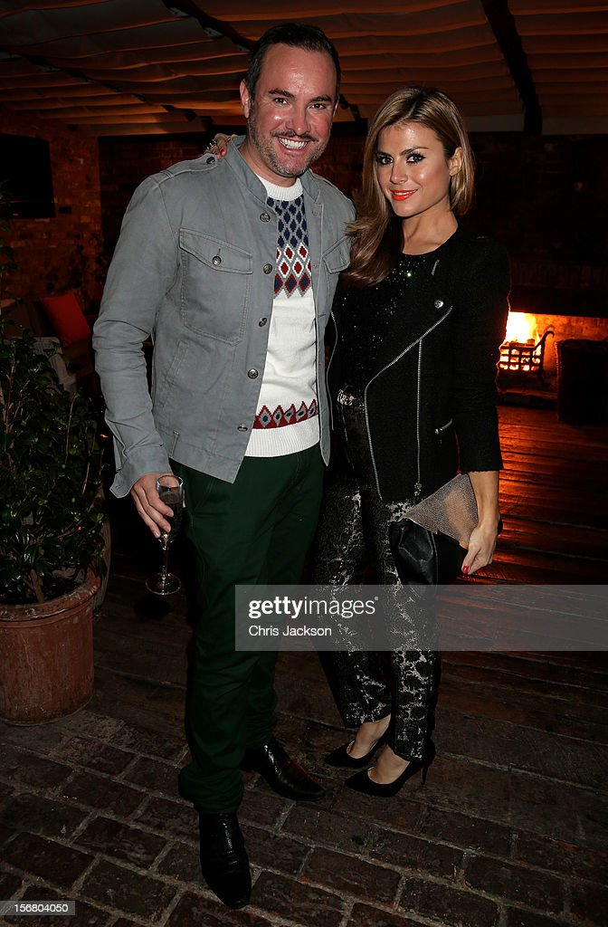 <a gi-track='captionPersonalityLinkClicked' href=/galleries/search?phrase=Nick+Ede&family=editorial&specificpeople=5626521 ng-click='$event.stopPropagation()'>Nick Ede</a> and Zoe Hardman attend the Vodafone Fashionable Pub Quiz at Shoreditch House on November 21, 2012 in London, United Kingdom. As Principal Sponsor of London Fashion Week, the quiz celebrated Vodafone's commitment to British Fashion.