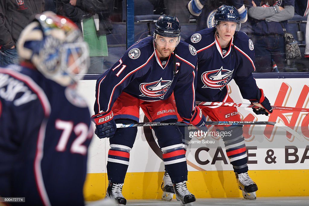 Los Angeles Kings v Columbus Blue Jackets Photos and Images