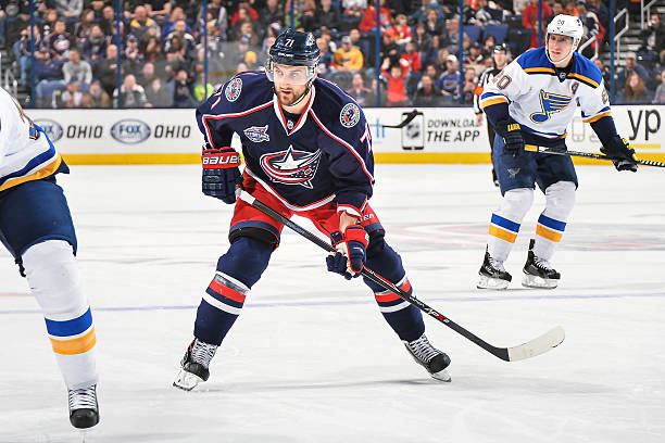St Louis Blues v Columbus Blue Jackets Photos and Images | Getty ...