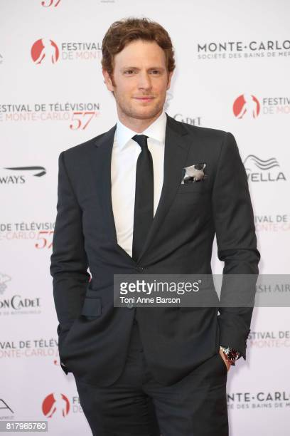Nick Gehlfuss arrives at the Opening Ceremony of the 57th Monte Carlo TV Festival and World premier of Absentia Serie on June 16 2017 in MonteCarlo...