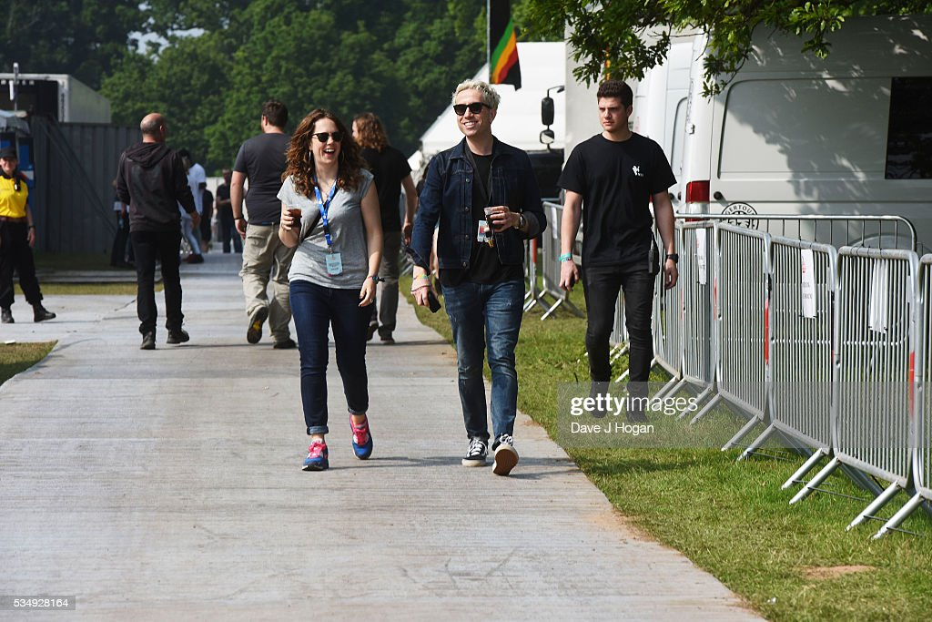 <a gi-track='captionPersonalityLinkClicked' href=/galleries/search?phrase=Nick+Grimshaw&family=editorial&specificpeople=4666727 ng-click='$event.stopPropagation()'>Nick Grimshaw</a> attends day 1 of BBC Radio 1's Big Weekend at Powderham Castle on May 28, 2016 in Exeter, England.