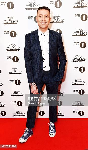 Nick Grimshaw attends the BBC Radio 1's Teen Awards at SSE Arena Wembley on October 23 2016 in London England