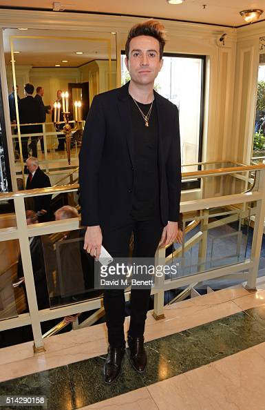 Nick Grimshaw attends the TRIC Awards at Grosvenor House Hotel at The Grosvenor House Hotel on March 8 2016 in London England