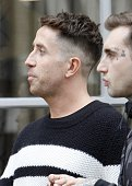Nick Grimshaw sighting on September 8 2015 in London England