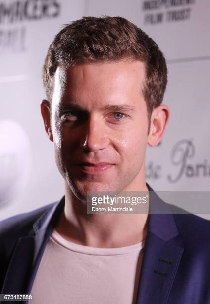 Nick Hendrix attends the Independent Filmmaker's Ball on April 26 2017 in London United Kingdom